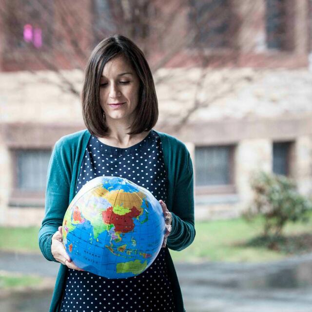 Sandra Porcar - Culture is Development